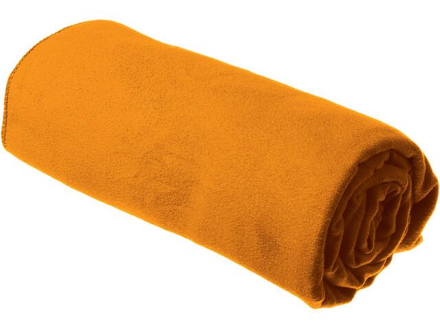 Sea to Summit Drylite Towel Antibacterial L Orange